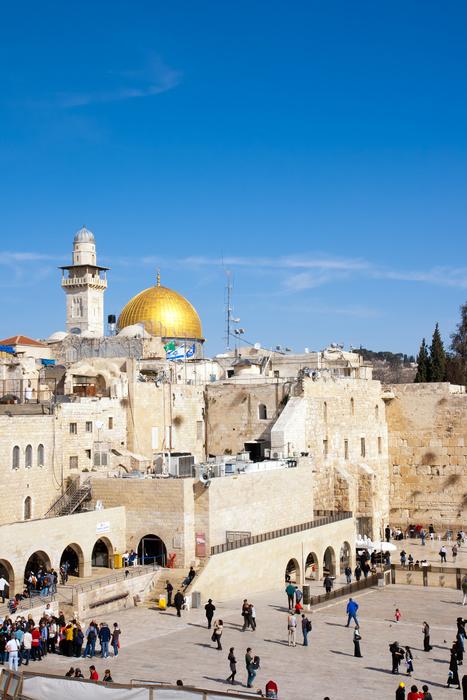 Jerusalem – Wailing Wall
